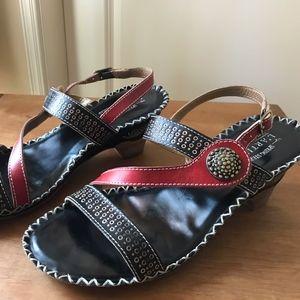 L'Artiste Dreamer Sandals